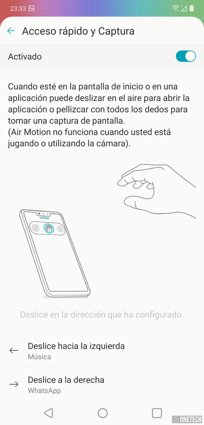 LG G8 Smart Green ThinQ, la propuesta de LG para usar sin manos 27