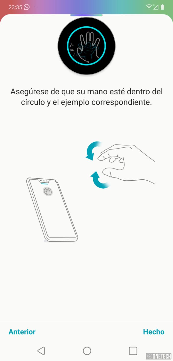 LG G8 Smart Green ThinQ, la propuesta de LG para usar sin manos 23