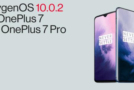 OxygenOS 10.0.2 llega a los OnePlus 7 y OnePlus 7 Pro 8