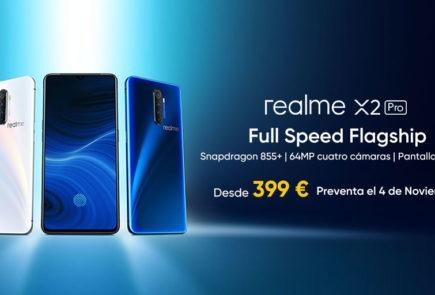 Realme X2 Pro ya se puede comprar en España por solo 399€ 4