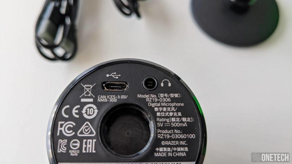 Razer Seiren Emote, un micro para streamers que se sale de la norma 5