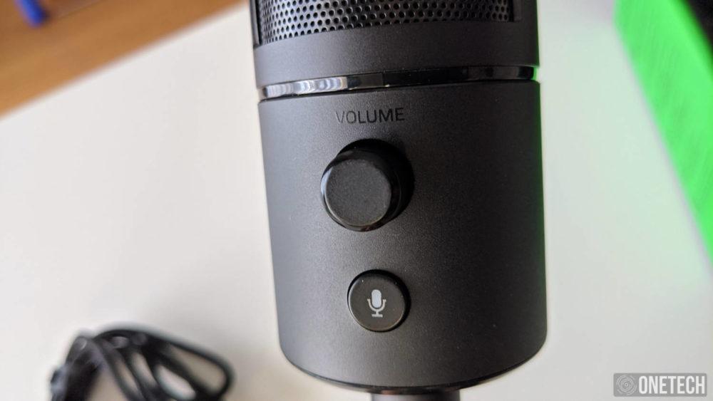 Razer Seiren Emote, un micro para streamers que se sale de la norma 6