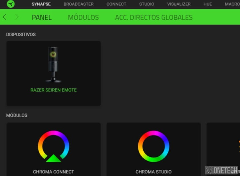 Razer Seiren Emote, un micro para streamers que se sale de la norma 18