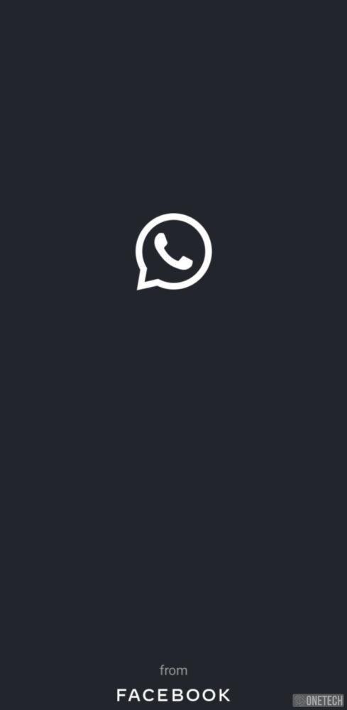 WhatsApp comienza a mostrar su modo oscuro 2