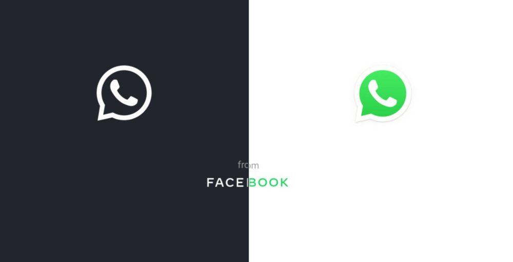 WhatsApp comienza a mostrar su modo oscuro 1