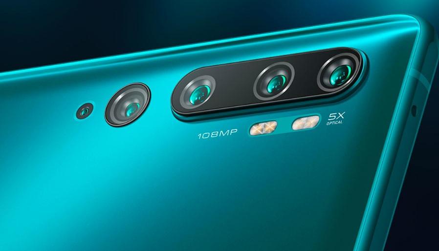 Este es el Xiaomi CC9 Pro, cinco cámaras con una principal de 108MP 2