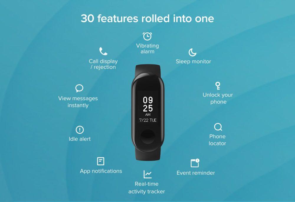 Xiaomi Mi Band 3i, aún más barata, pero con recortes 2