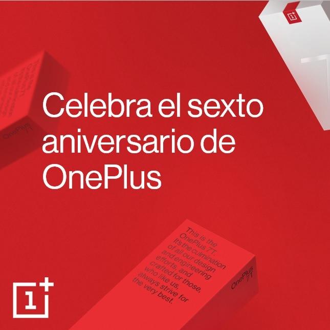 El OnePlus 7 Pro está en oferta celebrando los seis años de la compañía 1