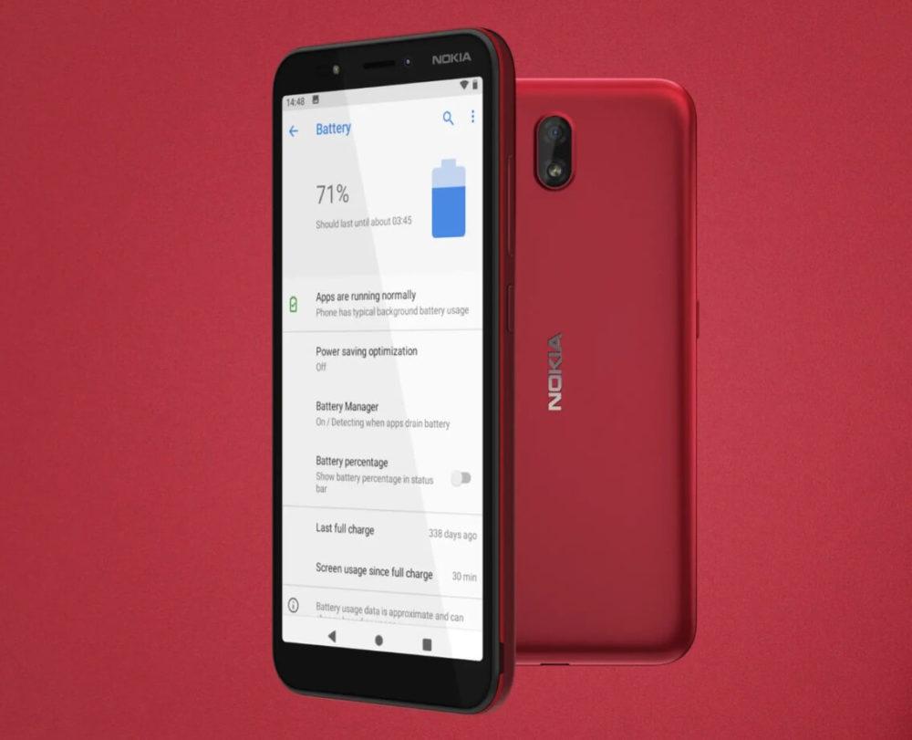 El Nokia C1 vuelve subiendo de nivel con Android Go 2
