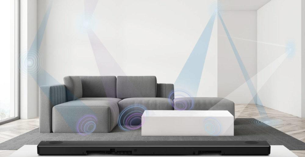 LG SN9YG y SN11RG, nuevas barras de sonido que se adaptan al entorno