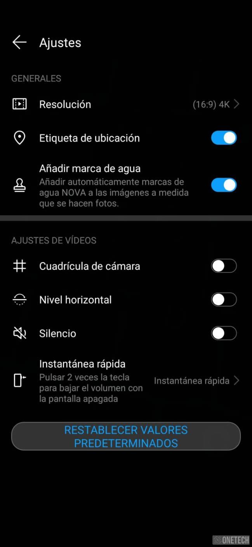 Huawei Nova 5T, análisis tras  dos semanas de uso 41