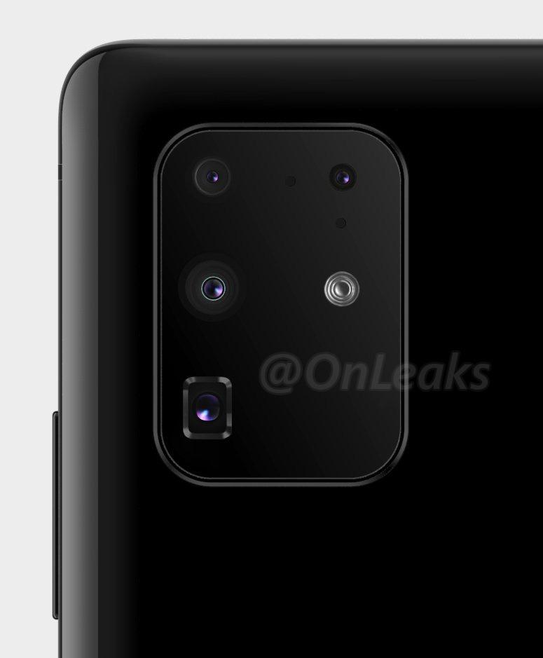 Las cámaras del Samsung Galaxy S11 Plus no serán un caos 1