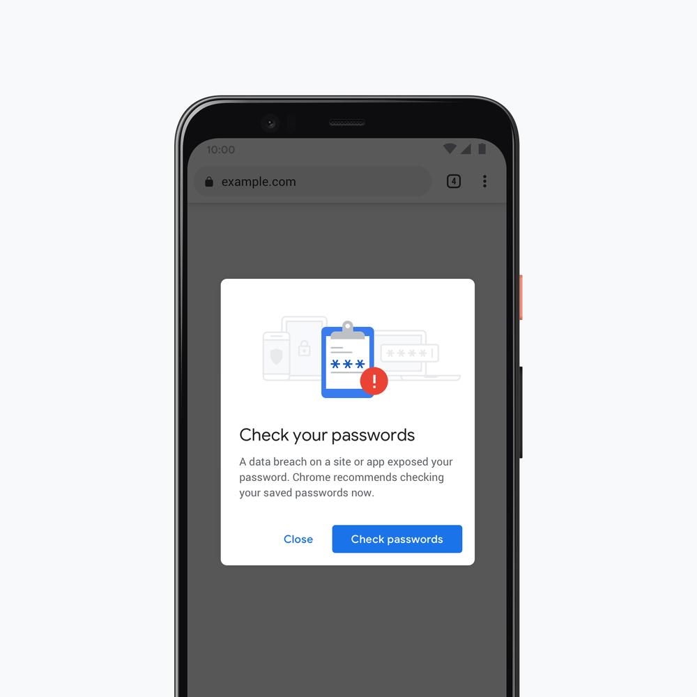 Chrome mejora la protección de nuestras contraseñas 11