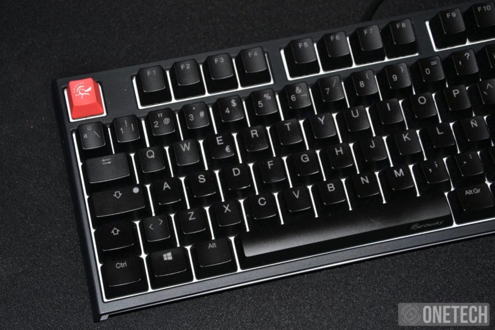 Ducky One 2 TKL RGB, probamos este teclado mecánico y te contamos la experiencia 8