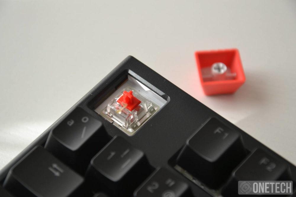 Ducky One 2 TKL RGB, probamos este teclado mecánico y te contamos la experiencia 1