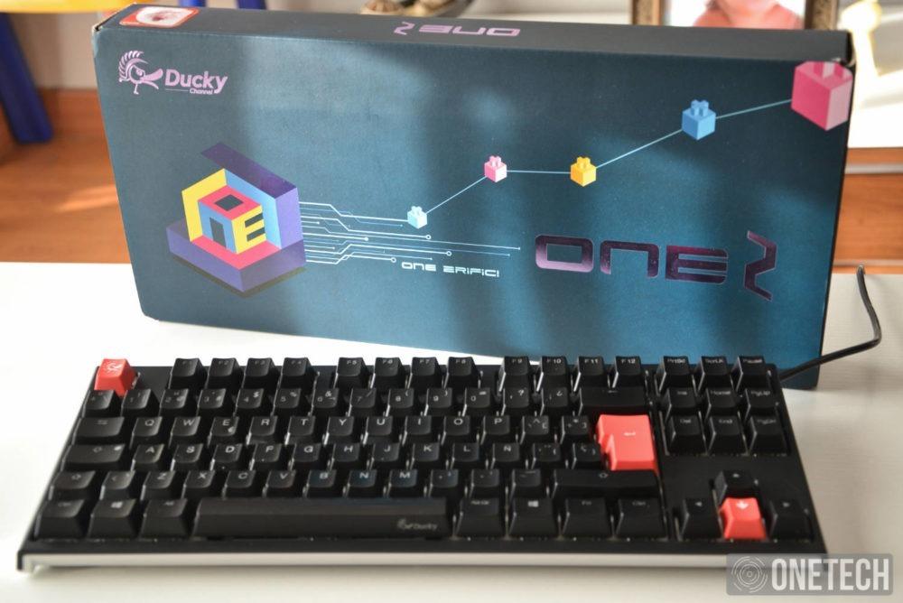 Ducky One 2 TKL RGB, probamos este teclado  mecánico y te contamos la experiencia