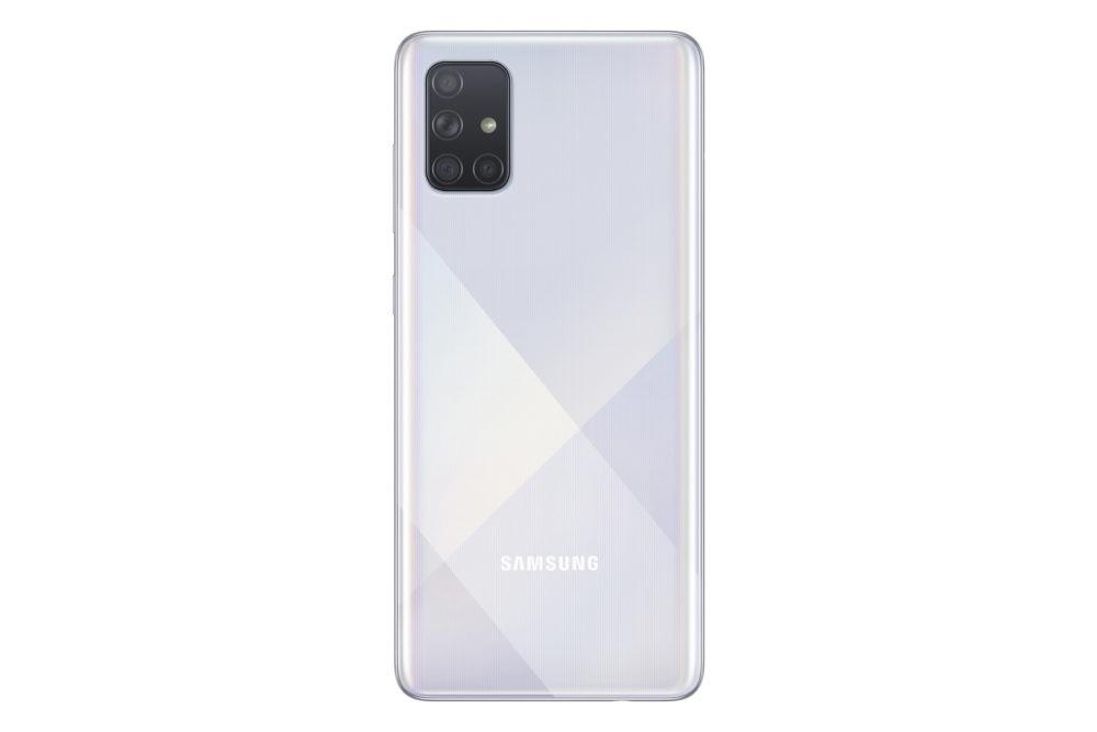 Samsung Galaxy A71, la gama A sigue evolucionando 3
