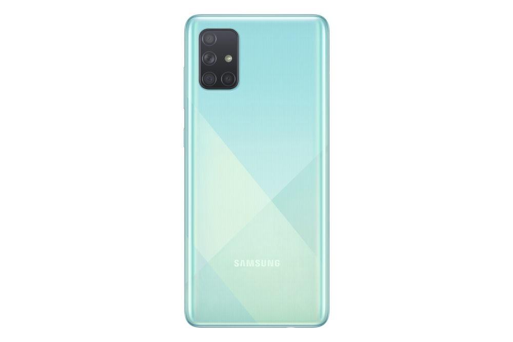 Samsung Galaxy A71, la gama A sigue evolucionando 6