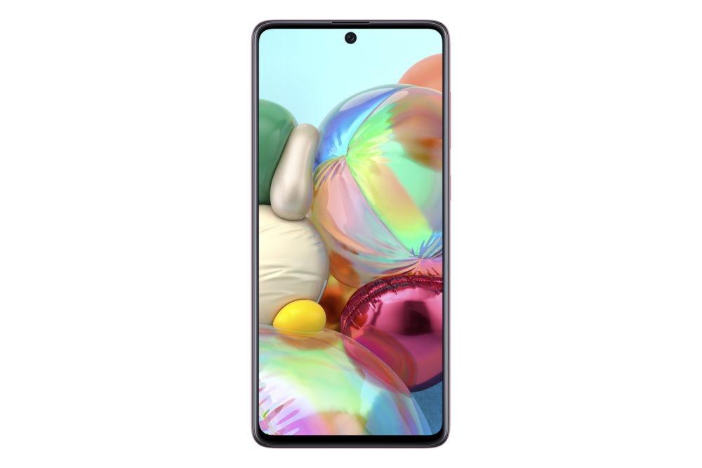 Samsung Galaxy A71, la gama A sigue evolucionando 2