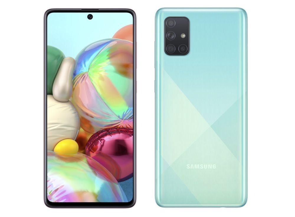 Samsung Galaxy A71, la gama A sigue evolucionando 1