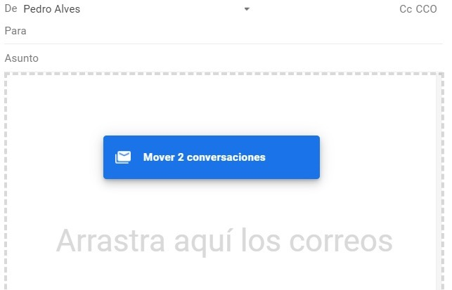 Gmail te facilita enviar correos como adjuntos de tus emails 1