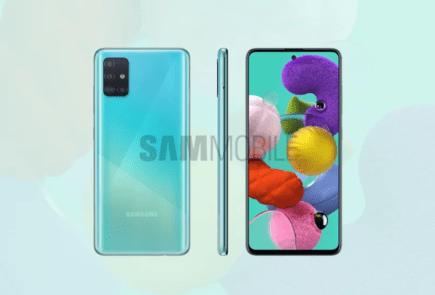 El Samsung Galaxy A51 se lanzará en días y ya sabemos como es 3
