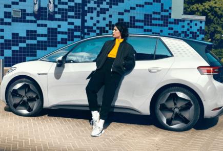 Así sonará un Volkswagen eléctrico, y sí, suena a coche futurista 2