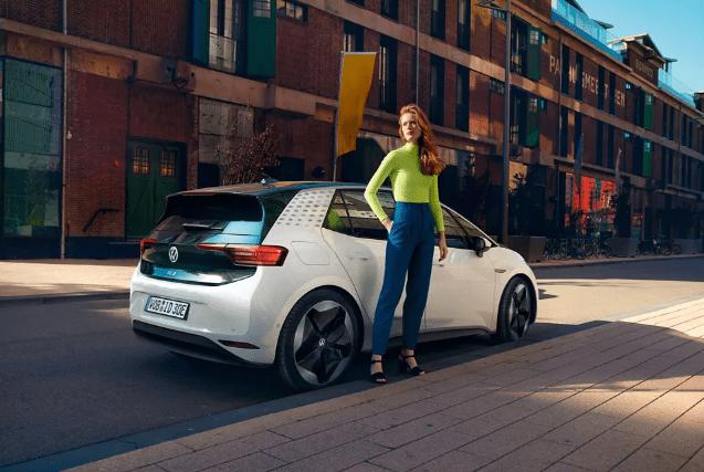 Así sonará un Volkswagen eléctrico, y si, suena a coche futurista