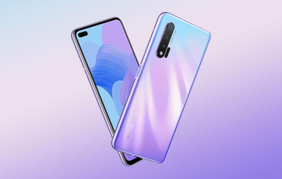 El Huawei Nova 6 es oficial en tres versiones, incluyendo una 5G 4