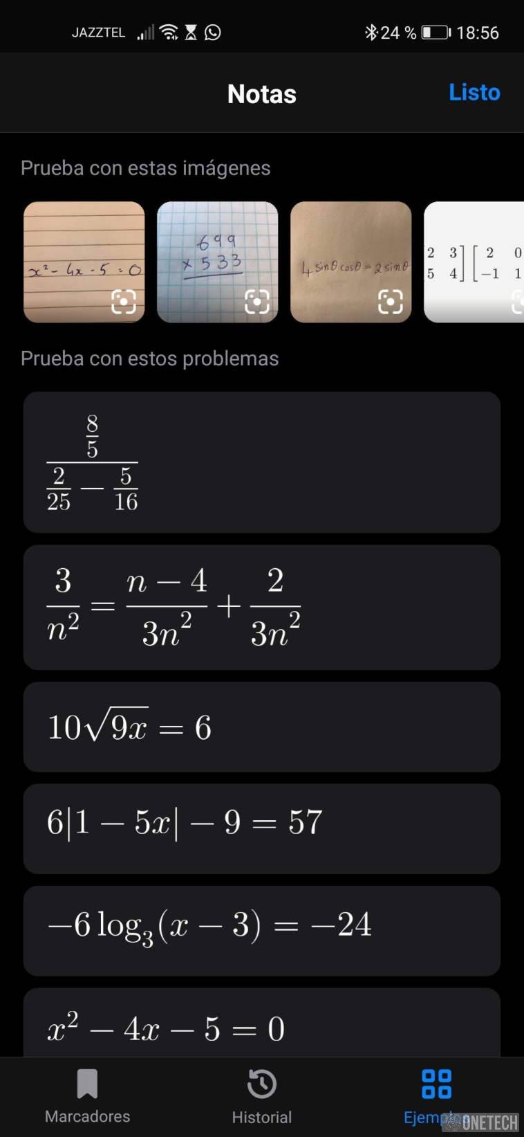 Microsoft Math Solver, la app que resuelve problemas matemáticos y te enseña como hacerlo 7