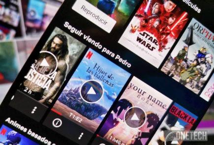 Seguir viendo en Netflix