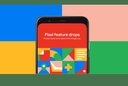 Pixel Feature Drops,