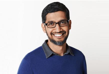 Sundar Pichai, nuevo CEO de Alphabet y Google 1