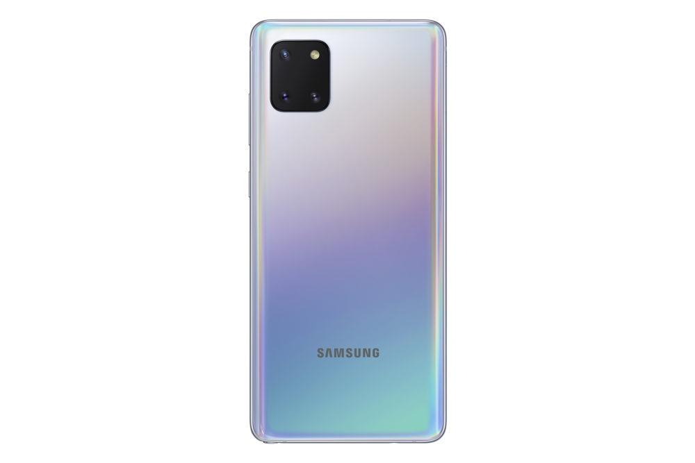 El Samsung Galaxy Note10 Lite es oficial: S-pen y triple cámara trasera 2