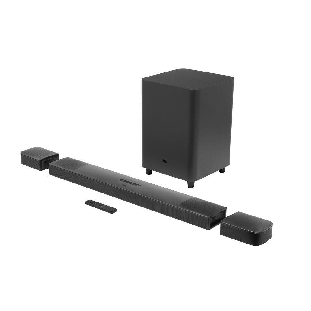 JBL Bar 9.1, la primera barra de sonido con Dolby Atmos de JBL
