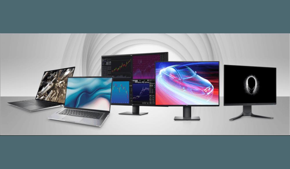 Dell lanza nuevos portátiles y monitores para el CES 2020