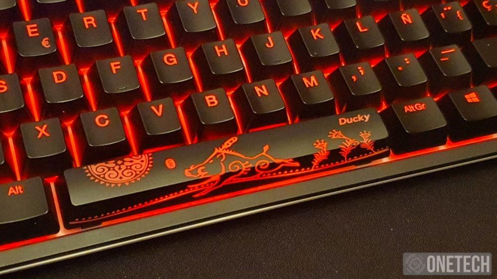 Ducky One 2 TKL RGB, probamos este teclado mecánico y te contamos la experiencia 2