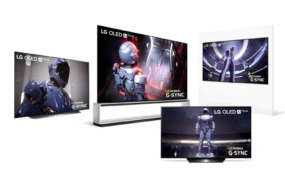 LG se desata para el CES 2020 presentando 14 nuevos televisores