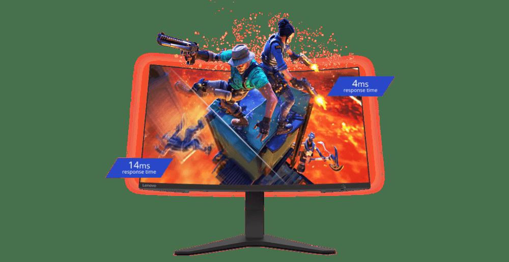 Lenovo presenta sus nuevos monitores en el CES 2020 2