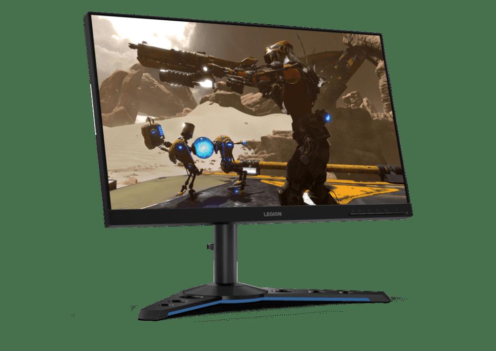 Lenovo presenta sus nuevos monitores en el CES 2020 1