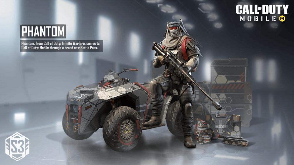 Temporada 3 de Call of Duty: Mobile