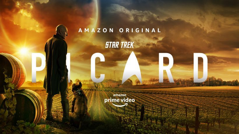 Star Trek: Picard - Estrenos de Amazon Prime Video