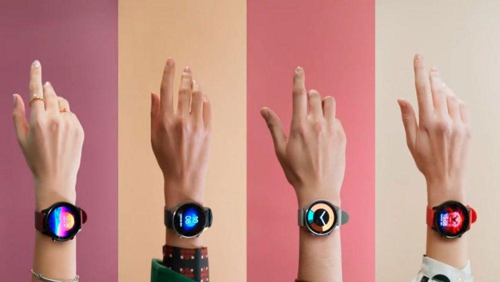 Mi Watch Color, el smartwatch de Xiaomi llega lleno de color y a un precio reducido 1