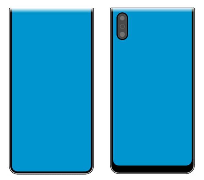 Xiaomi patenta dos formatos de Smartphones plegables