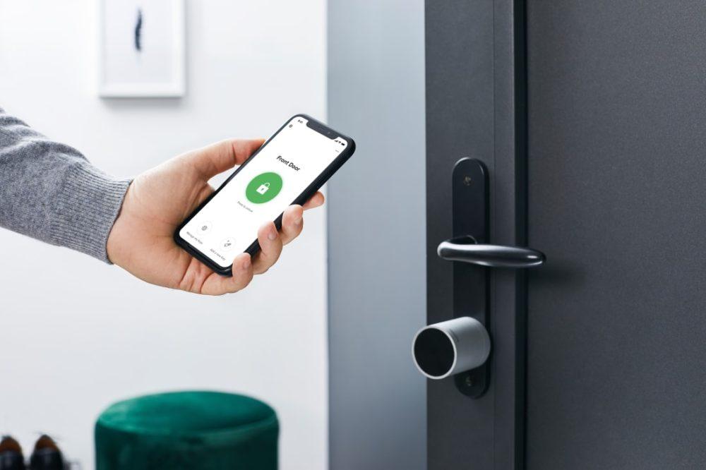 Netatmo presenta su nueva cerradura inteligente para el hogar