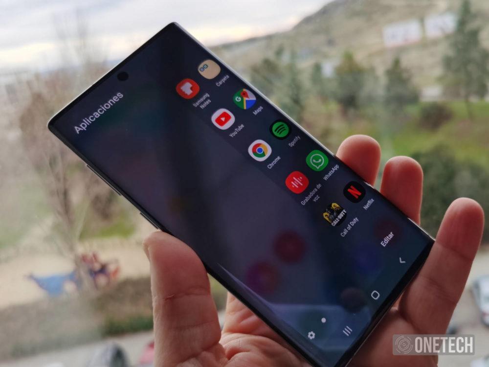 Samsung Galaxy Note 10 Escenarios Edge
