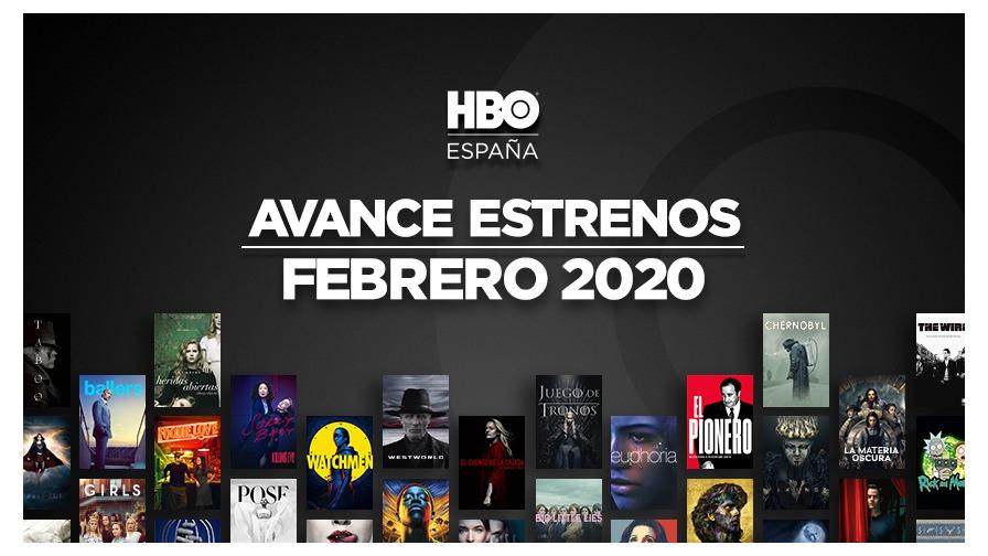 HBO presenta sus estrenos para Febrero 1