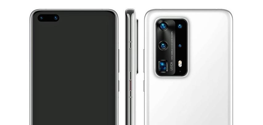 Huawei lanzaría el P40 a precios reducidos para estimular su venta