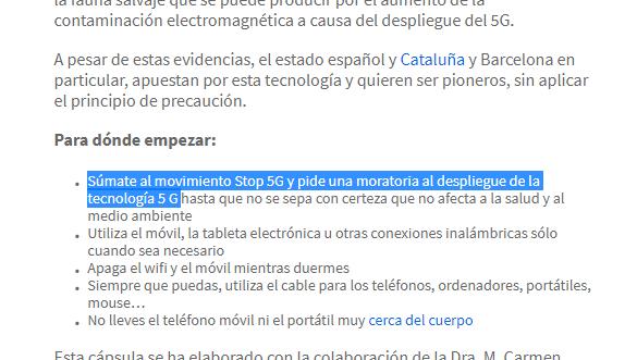Madrid quiere pelear por el Mobile World Congress 1
