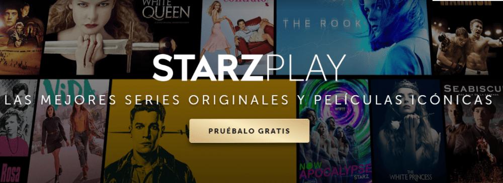 Estrenos de StarzPlay para Enero de 2020